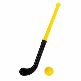 """Игра """"Хоккей с мячом"""" (клюшка,шарик) У796"""