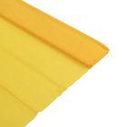 Бумага крепированная 50*200см плотность-32 г/м в рулоне пастель Оранжевый (80-18)