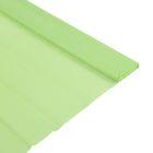 Бумага крепированная 50*200см плотность-32 г/м в рулоне Салатовый (80-12)