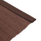 Бумага крепированная 50*200см плотность-32 г/м в рулоне Коричневый темный (80-28)