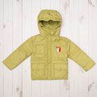 """Куртка для мальчика """"МИЛАНО"""" , рост 110, цвет оливковый 9 вида 140"""