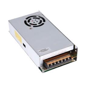 Источник питания Luazon 12V DC, 16.7A, 200W, IP20, разъём под винт, 110-220V AC