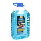 Жидкость стеклоомывающая Зима готовая АСТРОХИМ Blue Crystal до -25С - 3л, ПЭТ