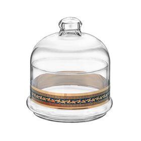 Мини-купол для меда и варенья 500 мл Black&Gold Ош
