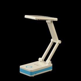 """Лампа настольная """"Капли"""" 1,8W LED (АКБ, от сети) 6,3х11х4,5 см"""