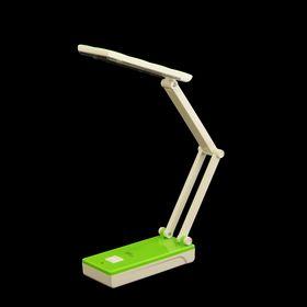 "Лампа настольная ""Ребристость"" 2.4W LED (от сети) 7х15,8х5.3 см"