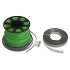 Теплый пол GreenBox GB1000, 980 Вт, кабельный, под плитку/стяжку, 6.5-8.9 м2