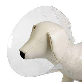 Воротник защитный №1 пластиковый, 10 см Ош