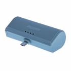 Внешний аккумулятор (power bank) SmartBuy TURBO, 2,1 А, 2200 mAh, MicroUSB, серый