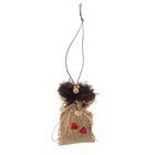 Сувенир «Домовой на мешке», любовь