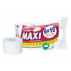 Туалетная бумага Нежная Макси, 6 шт по 30 м. рулон