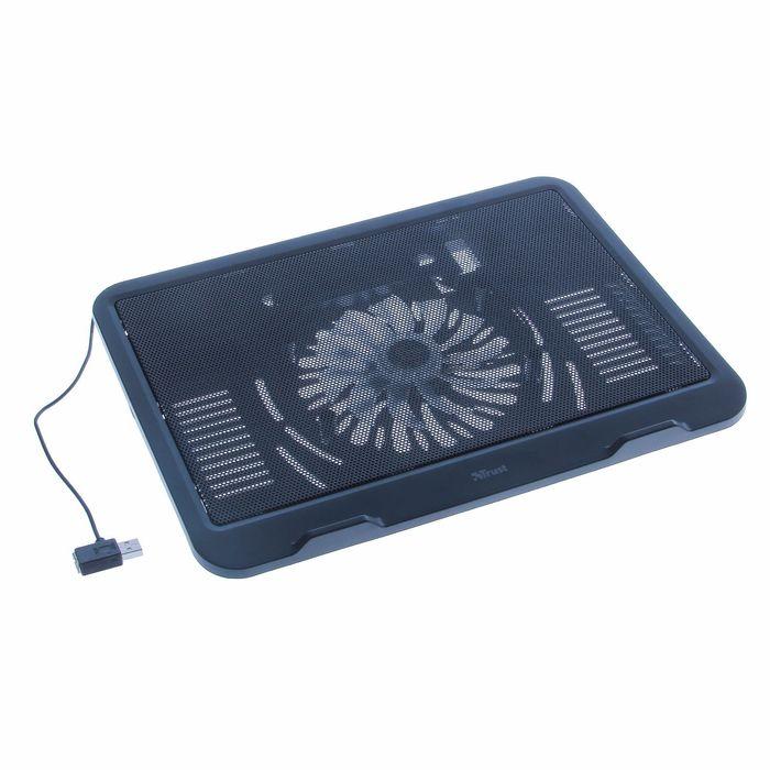 Подставка для ноутбука Trust ZIVA (21962) Laptop Cooling Stand, черная