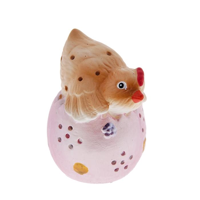 """Сувенир """"Цыплёнок на яйце"""" световой"""