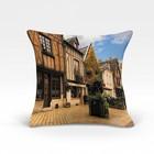 Подушка декоративная, размер 45х45 см 966875