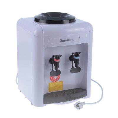 Кулер для воды AquaWork AW  0.7TD, с охлаждением, 700 Вт, белый