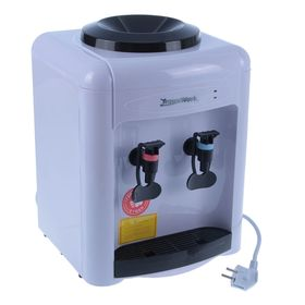 Кулер для воды AquaWork AW 0.7TK, только нагрев, 700 Вт, белый Ош