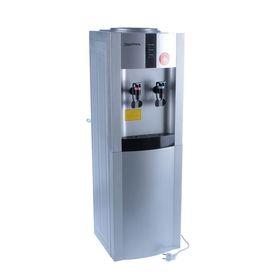 Кулер для воды AquaWork AW 16LD/EN, с охлаждением, 700 Вт, серебристый Ош