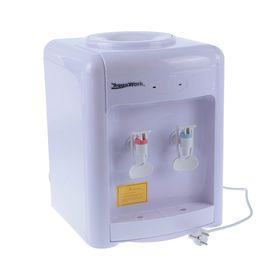 Кулер для воды AquaWork AW 36TKN, только нагрев, 700 Вт, белый Ош