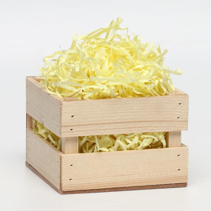 Наполнитель бумажный желтый, 100 г