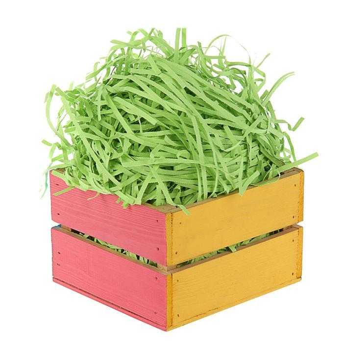 Наполнитель бумажный зелёный, 50 г