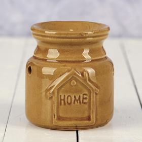 Аромалампа керамика 'Уют дома' МИКС 7,5х6,5х6,5 см Ош