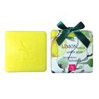Натуральное мыло с экстрактом лимона