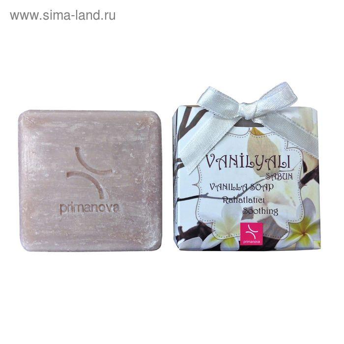 Натуральное мыло с ароматом ванили