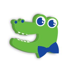 Блокиратор двери «Крокодильчик» Ош