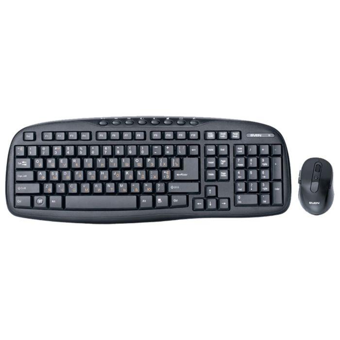 Комплект клавиатура+мышь Sven Comfort 3400 Wireless