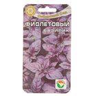 """Семена Базилик """"Фиолетовый"""", 0,5 г"""