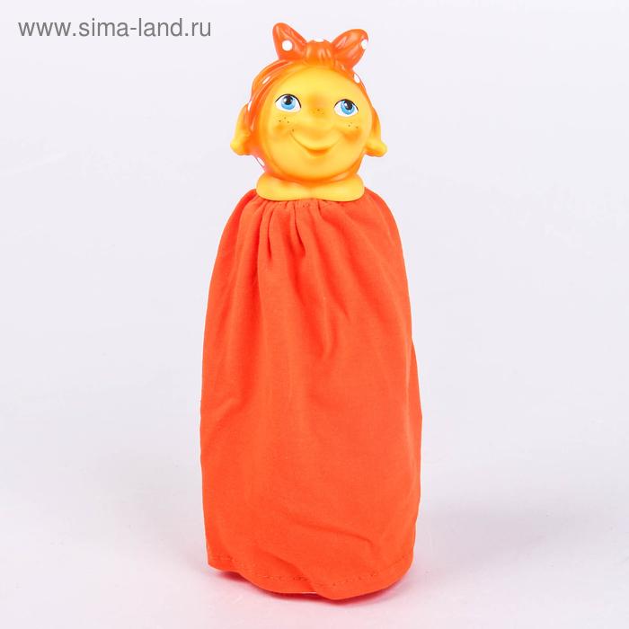 "Кукла-перчатка ""Колобок Весна"""