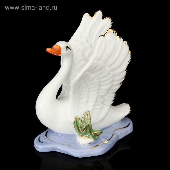 """Фигурка """"Взлетающий лебедь"""""""