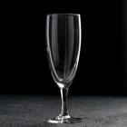 """Бокал для шампанского 170 мл """"Контуар"""""""