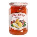 Варенье из груш с инжиром по-домашнему 360г (Царская ягода)
