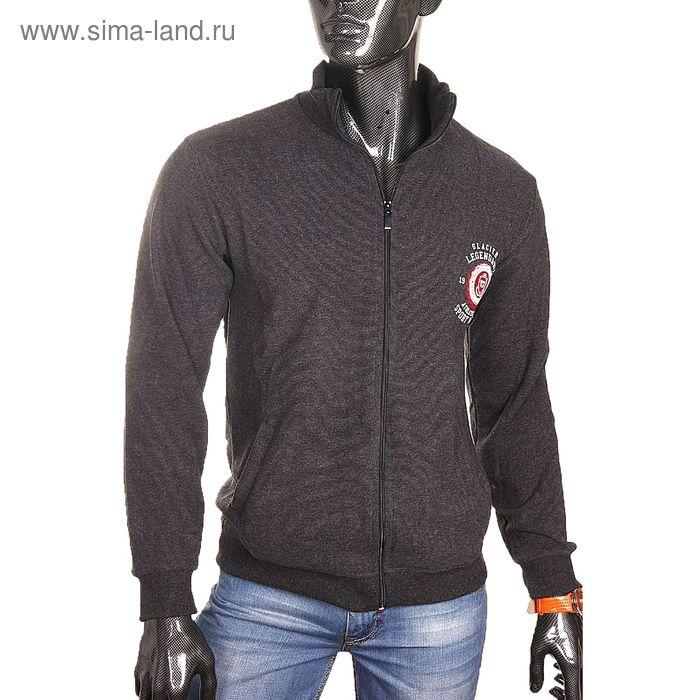 Джемпер мужской 1436 цвет чёрный, р-р 48-50 (L)