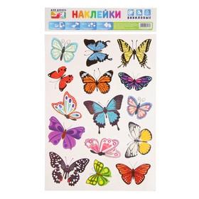 "Набор виниловых декоративных наклеек ""Бабочки"" 20х30см"