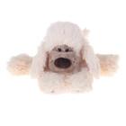 """Мягкая игрушка """"Собака Персик"""" 25 см"""