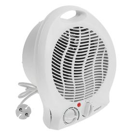 Тепловентилятор Magnit RFH-5280, 2000Вт, вентиляция без нагрева, белый Ош