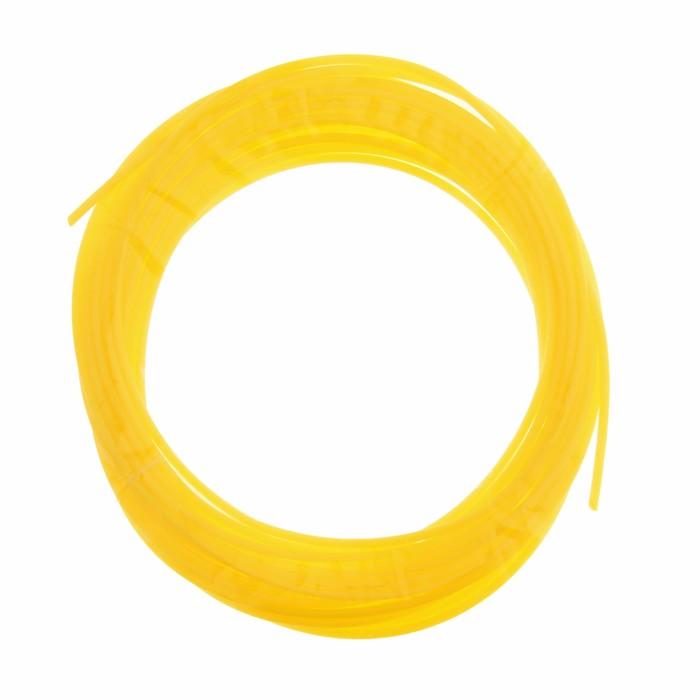 Пластик PCL для 3D ручки, длина 5 м, d=1,75 мм, цвет жёлтый