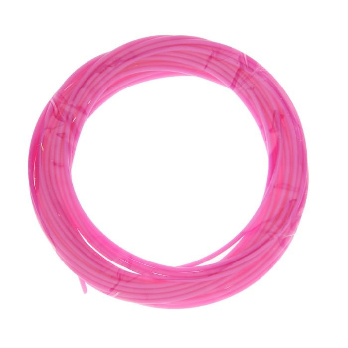 Пластик PCL для 3D ручки, длина 5 м, d=1,75 мм, цвет фиолетовый
