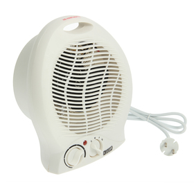 Тепловентилятор 'Энергопром' ТВС-3 (FH 04), 2000 Вт, вентиляция без нагрева, белый Ош