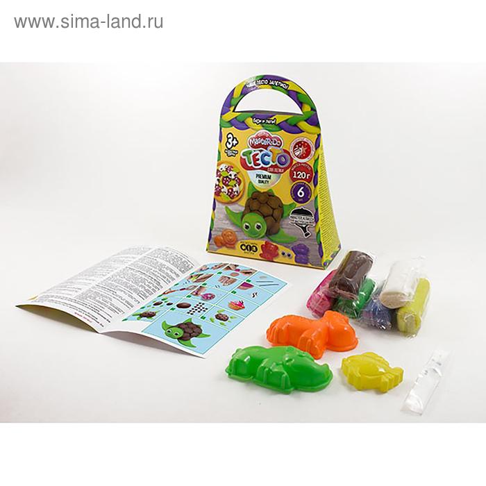 Набор креативного творчества «Тесто для лепки» серия «MASTER DO» коробка Комильфо TMD-04-03   281162 Danko Toys