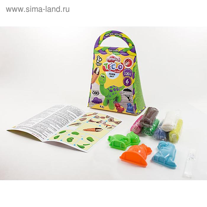 Набор креативного творчества «Тесто для лепки» серия «MASTER DO» коробка Комильфо TMD-04-05 Danko Toys