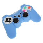 Силиконовый чехол для PS3 Oxion OSC01BL, синий (OSC01BL)