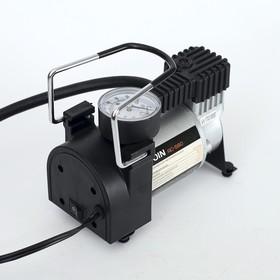 Компресор автомобильный VOIN AC-580, 13,5 А, 30 л/мин, провод 3 м, шланг 1 м