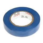 Изолента LOM, ПВХ, 15 мм х 14 м, 130 мкм, синяя