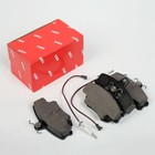 Колодки тормозные дисковые, передние на RENAULT Logan, Clio, Megane, Scenic, комплект 4 шт.   285308