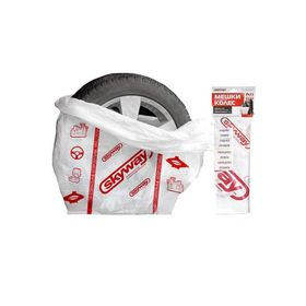 Мешки для хранения колес SKYWAY, R12-19 110x110см, 4 шт.