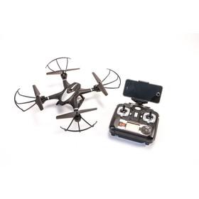 Радиоуправляемый квадрокоптер MJX-X401H-B, с камерой Ош