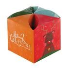 """Подарочная коробка """"Любимые игрушки"""", сборная, 9 х 9 х 9.5 см"""
